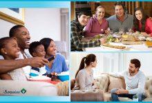 استراتژیهای ارتباطی برای خانواده و دوستان